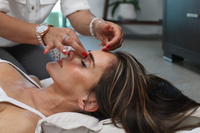 augen akupunktur